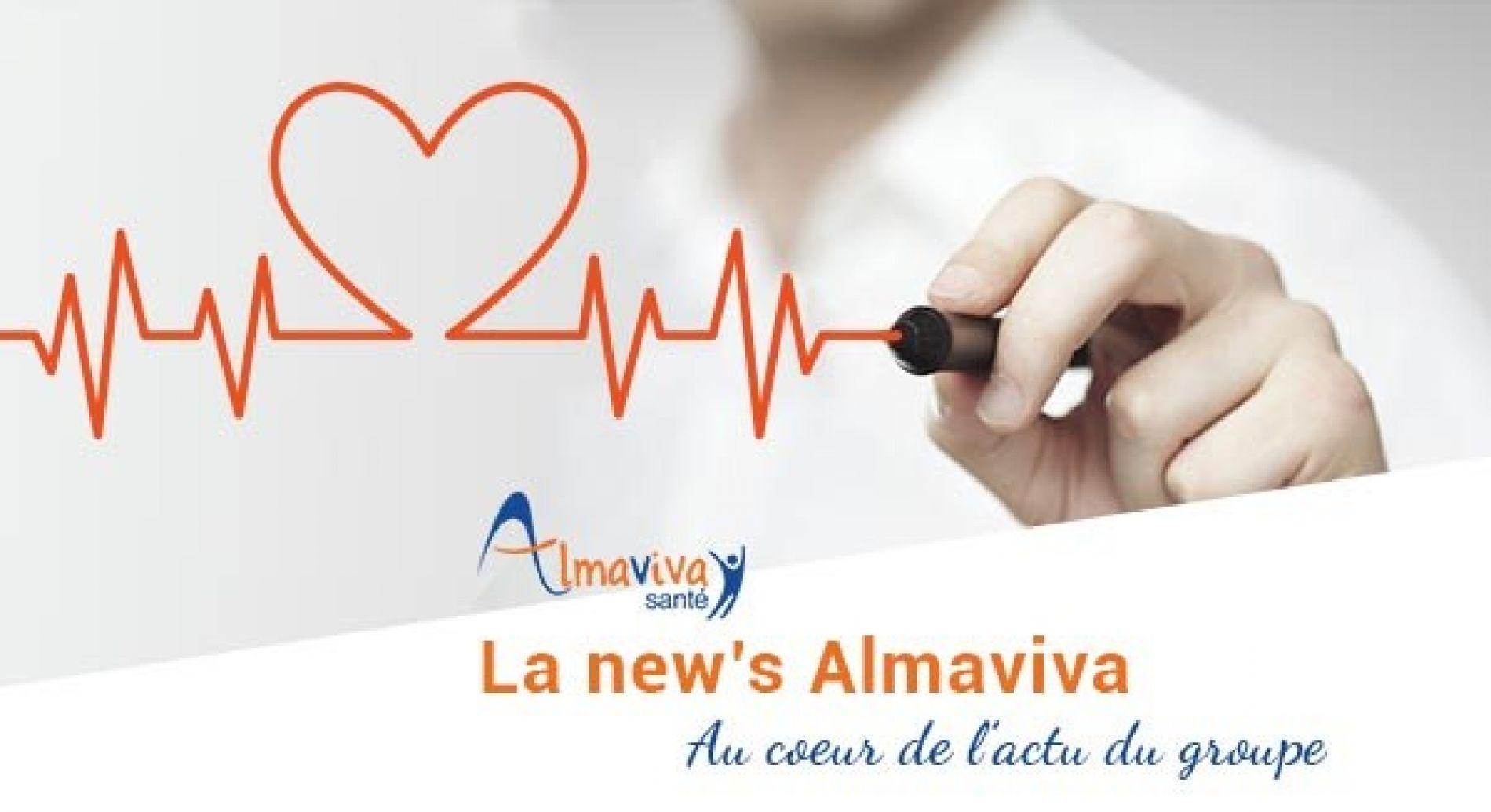 Infos Groupe ALMAVIVA : Clinique de Martigues