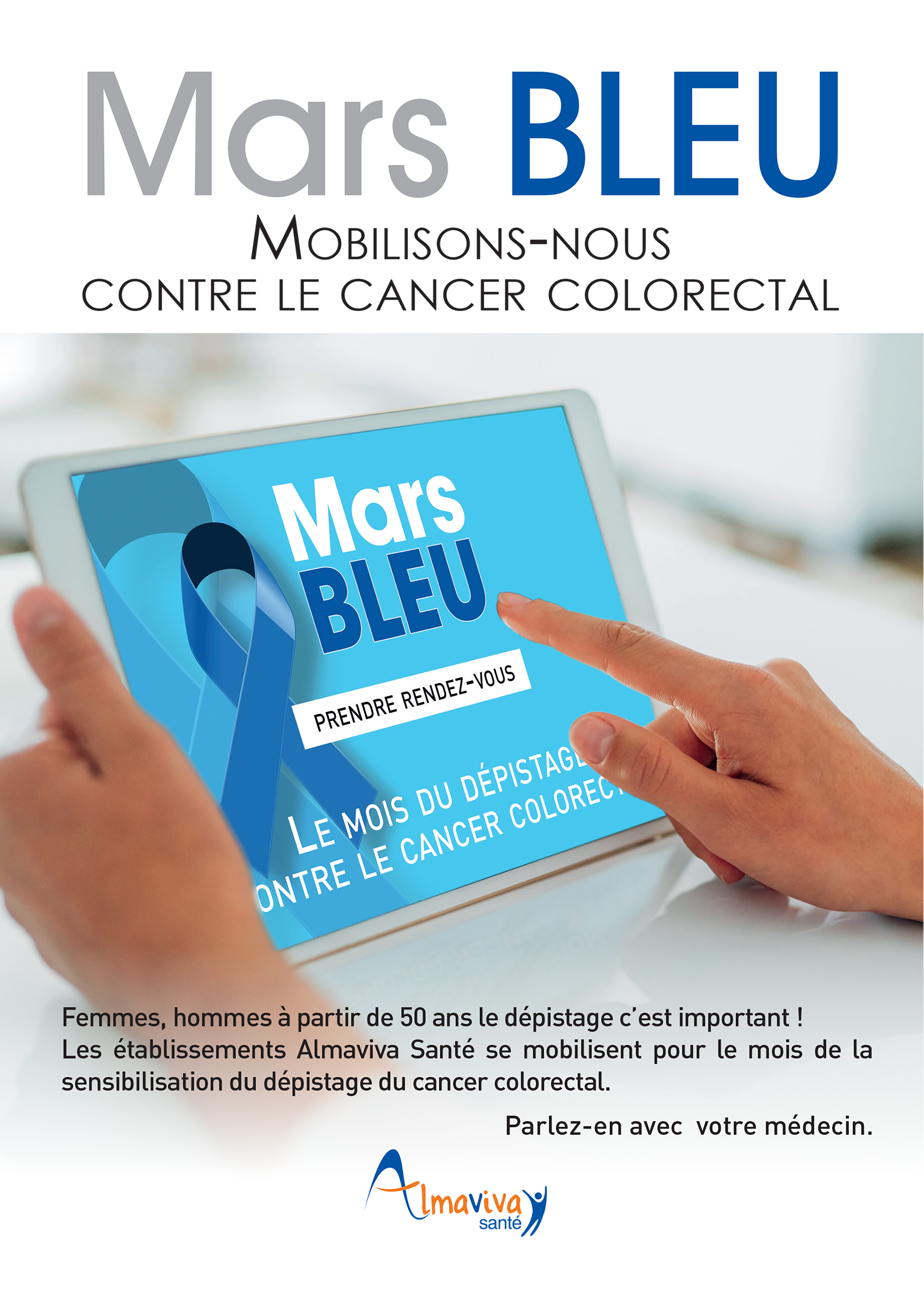 Campagne Mars Bleu