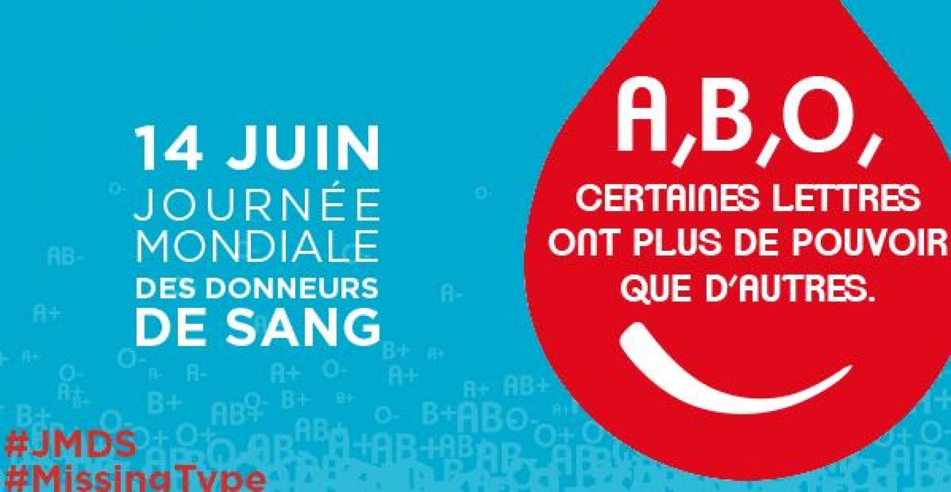 Journée des donneurs de sang