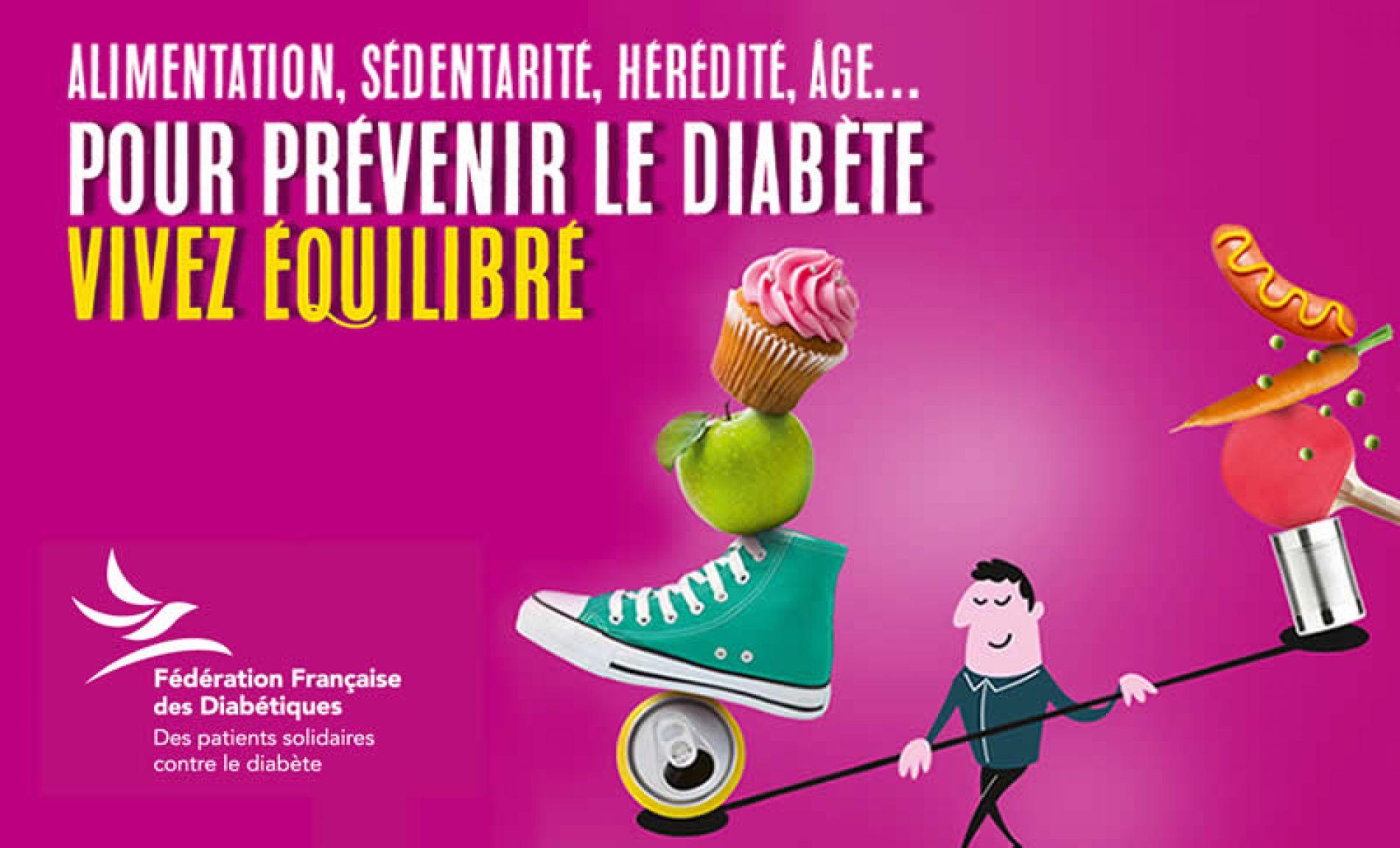 Semaine de prévention du Diabète 2018