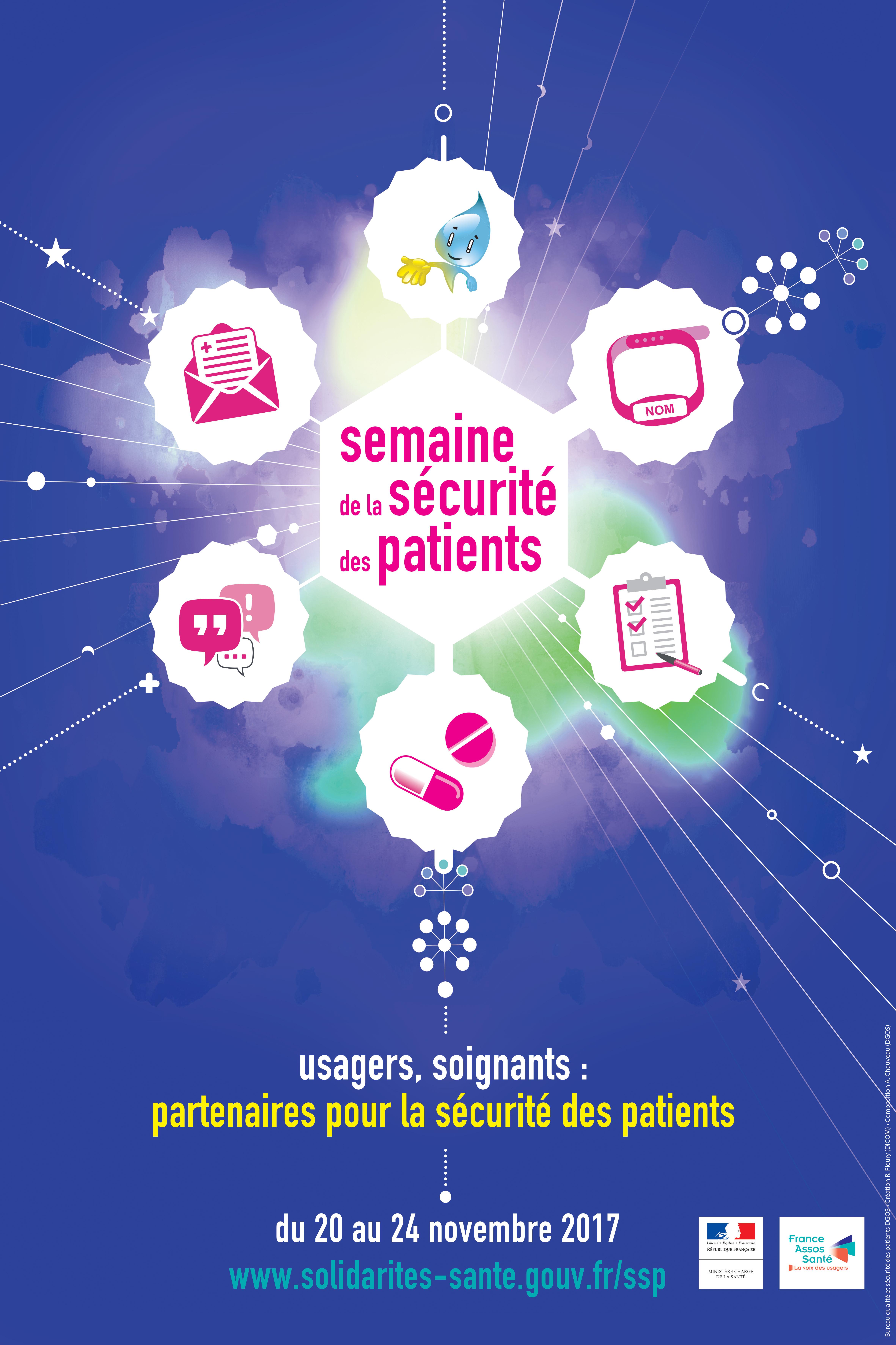 Semaine Sécurité des Patients 2017
