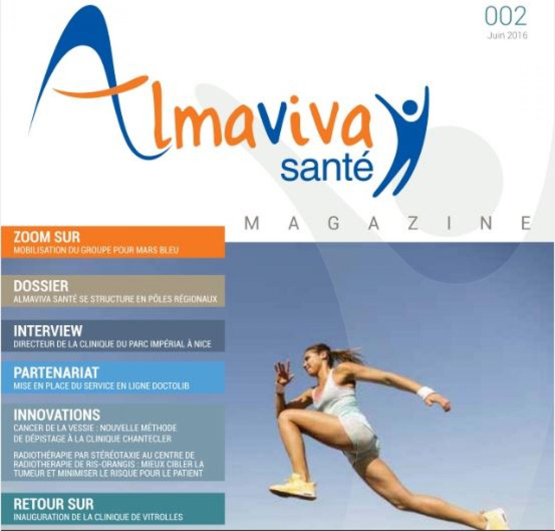 Magazine Almaviva Santé n°2