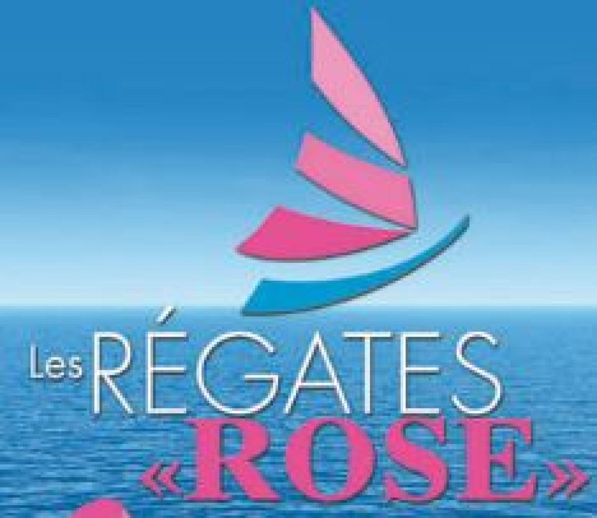 Régate solidaire organisée dans le cadre d'Octobre Rose
